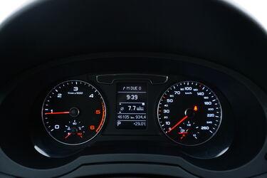 Interni di Audi Q3