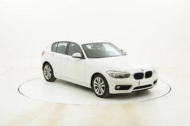 BMW Serie 1 116d Business usata del 2017 con 71.332 km