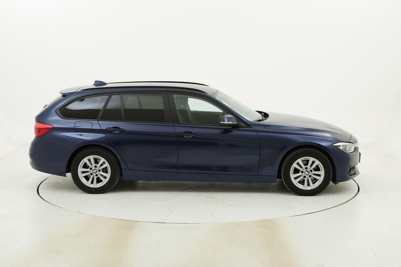 BMW Serie 3 316d Touring Business Advantage aut. usata del 2017 con 88.113 km