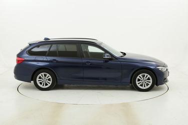 BMW Serie 3 316d Touring Business Advantage aut. usata del 2017 con 88.100 km