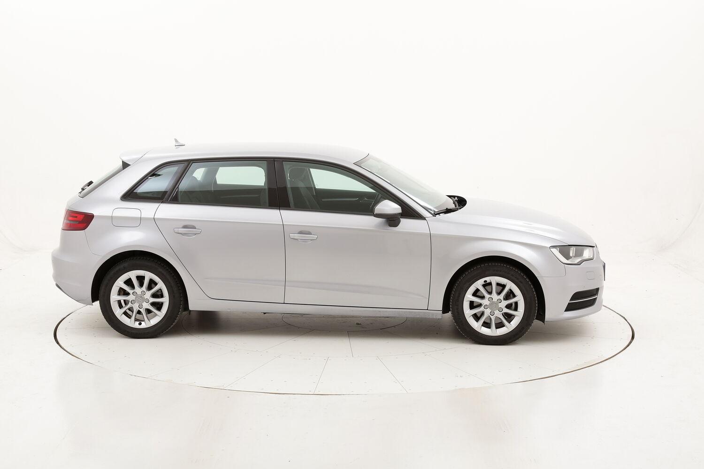 Audi A3 SPB Attraction S tronic usata del 2016 con 126.571 km