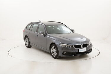 BMW Serie 3 318d Touring Business Advantage aut. usata del 2018 con 124.647 km