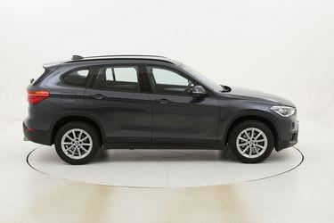 BMW X1 18d sDrive Business aut. usata del 2019 con 25.039 km