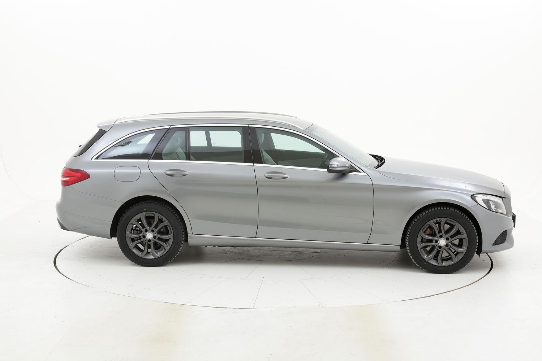Mercedes Classe C usata del 2015 con 82.311 km
