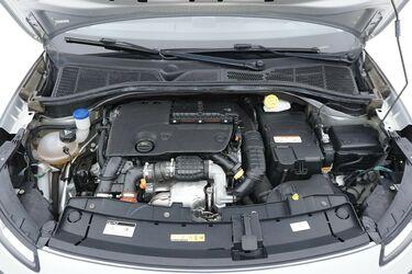 Vano motore di Citroen C4 Cactus