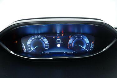 Interni di Peugeot 3008