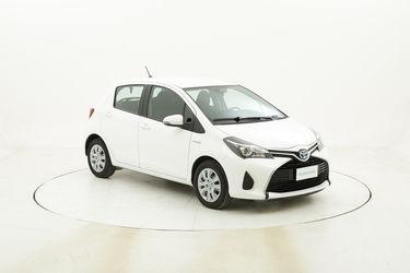 Toyota Yaris Hybrid Cool usata del 2016 con 38.061 km