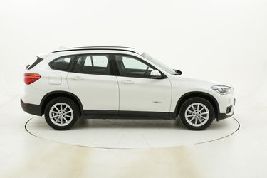 BMW X1 16d SDrive Business usata del 2017 con 38.112 km