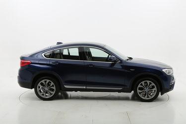 BMW X4 usata del 2014 con 58.482 km