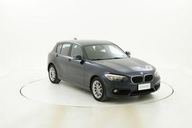 BMW Serie 1 118d Advantage aut. usata del 2018 con 43.496 km