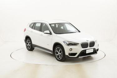 BMW X1 18d xDrive xLine usata del 2017 con 103.254 km