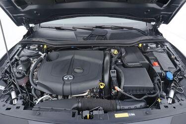 Vano motore di Infiniti QX30