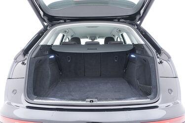 Bagagliaio di Audi Q5