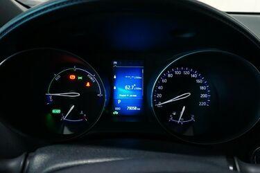 Interni di Toyota C-HR