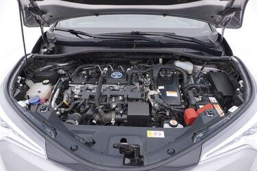 Vano motore di Toyota C-HR