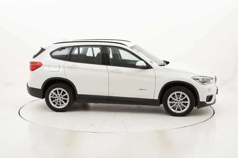 BMW X1 18d sDrive Business Aut. usata del 2017 con 117.885 km