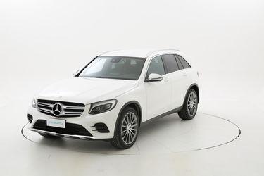 Mercedes GLC usata del 2016 con 77.500 km
