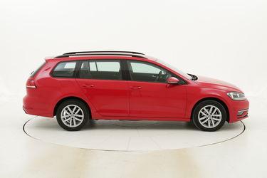 Volkswagen Golf Variant Business usata del 2017 con 50.841 km