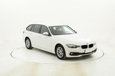 BMW Serie 3 316d Touring Business Advantage Aut. usata del 2017 con 46.123 km