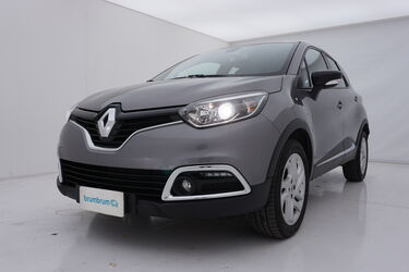 Visione frontale di Renault Captur