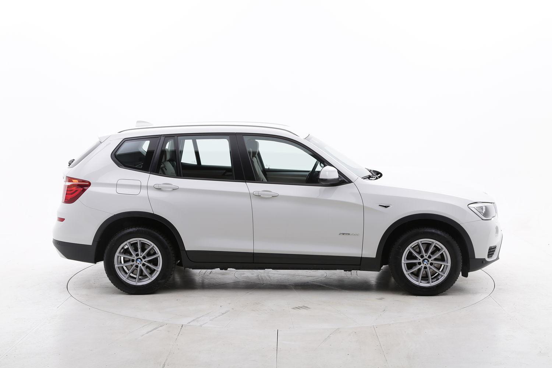 BMW X3 usata del 2015 con 122.789 km