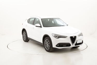 Alfa Romeo Stelvio Executive Q4 AT8 usata del 2018 con 146.785 km