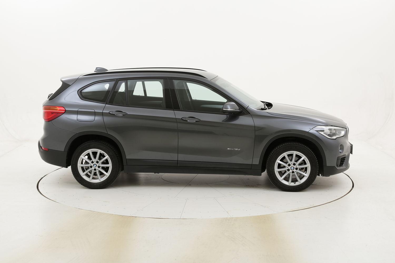 BMW X1 18d xDrive Business aut. usata del 2017 con 46.822 km