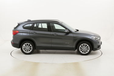BMW X1 18d xDrive Business aut. usata del 2017 con 46.822 km