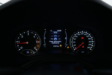 Interni di Jeep Renegade
