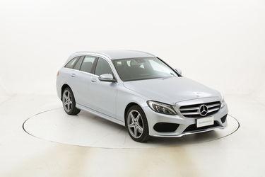 Mercedes Classe C SW 250d Premium 4Matic Aut. usata del 2017 con 80.203 km