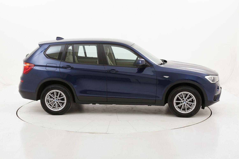 BMW X3 18d sDrive Business Advantage Aut. usata del 2016 con 86.904 km