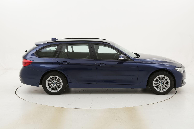 BMW Serie 3 316d Touring Business Advantage aut. usata del 2017 con 63.431 km