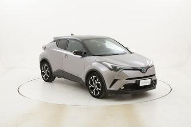 Toyota C-HR Hybrid Style usata del 2017 con 53.848 km