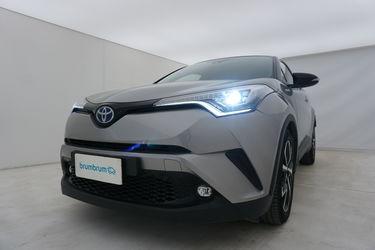 Toyota C-HR  Da un'altra prospettiva