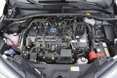 Toyota C-HR  Vano motore