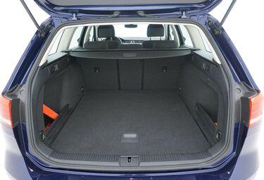 Bagagliaio di Volkswagen Passat