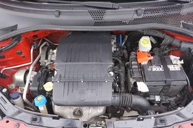 Fiat 500  Vano motore