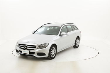 Mercedes Classe C usata del 2018 con 31.380 km