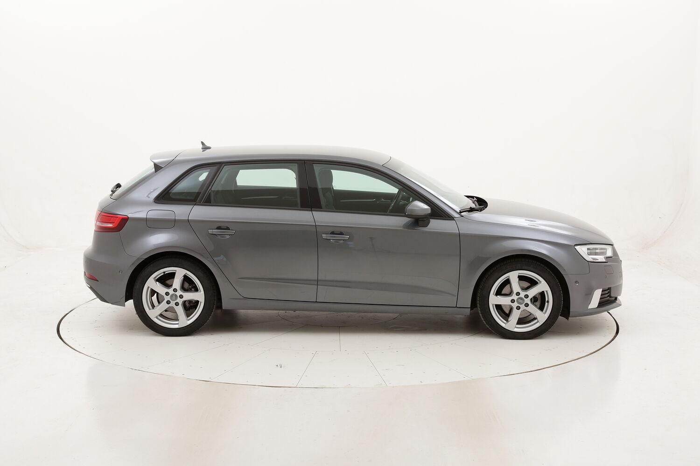 Audi A3 SPB Sport S tronic usata del 2017 con 131.289 km