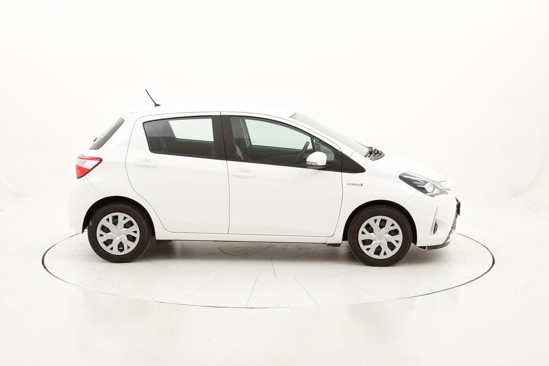 Toyota Yaris Hybrid Business usata del 2018 con 43.768 km