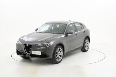 Alfa Romeo Stelvio usata del 2018 con 27.173 km