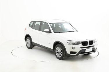 BMW X3 usata del 2016 con 132.591 km