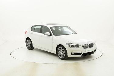 BMW Serie 1 Urban usata del 2017 con 21.844 km