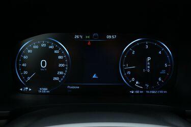 Interni di Volvo V90 Cross Country