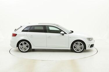 Audi A3 usata del 2016 con 63.287 km
