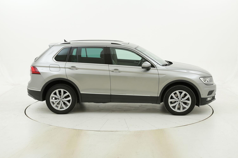 Volkswagen Tiguan usata del 2017 con 123.785 km