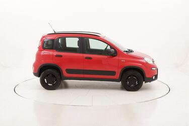 Fiat Panda 4x4 usata del 2018 con 16.559 km