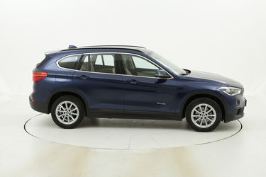 BMW X1 18d xDrive Business aut. usata del 2017 con 39.913 km