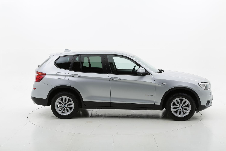 BMW X3 usata del 2017 con 40.642 km