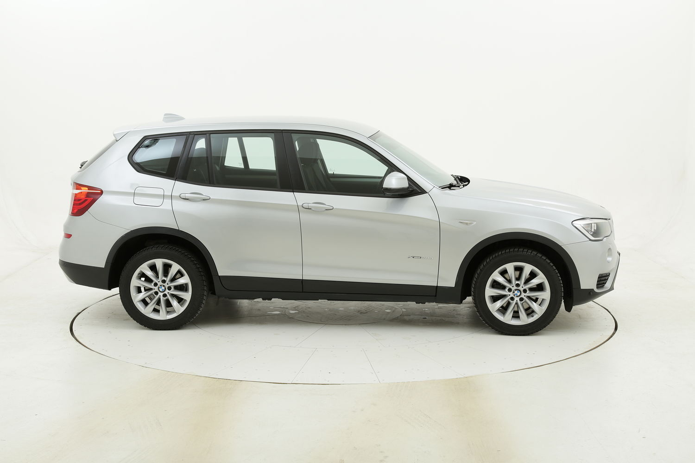 BMW X3 20d xDrive Business Advantage Aut. usata del 2016 con 77.190 km